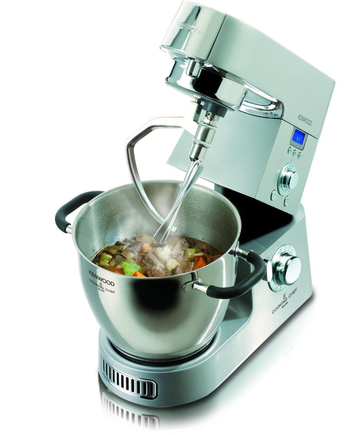 Awesome Robot Cucina Kenwood Cooking Chef Images - Design & Ideas ...